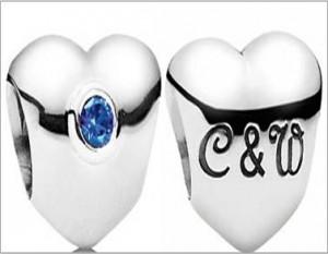 Pandora Royal Wedding Charm image